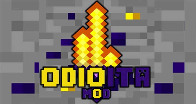Odioita Mod 1.12.2 (New Powerful Weapons, Enemies, Biomes?) For Minecraft