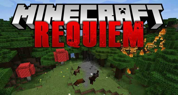 Requiem Mod 1.14.4/1.12.2 (Completely Changes the Vanilla Death System) For Minecraft