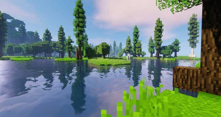 Wild Nature Mod 1.14.4/1.12.2 For Minescraft