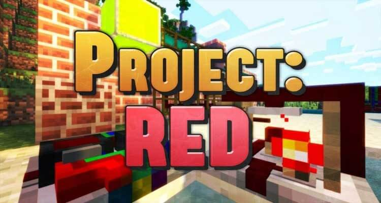 Project Red Mod 1.12.2/1.11.2 (Redpower 2 Replacement) For Minecraft