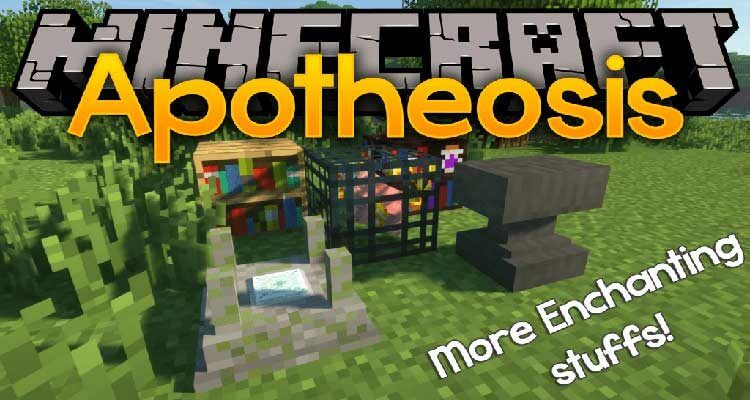 Apotheosis Mod 1.14.4/1.12.2 (All Things That Should Have Been) For Minecraft