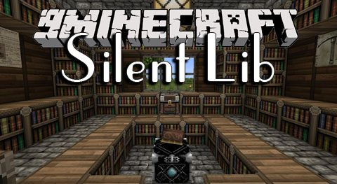 Silent Lib 1.14.4/1.12.2 (Library for SilentChaos512's Mods) For Minecraft