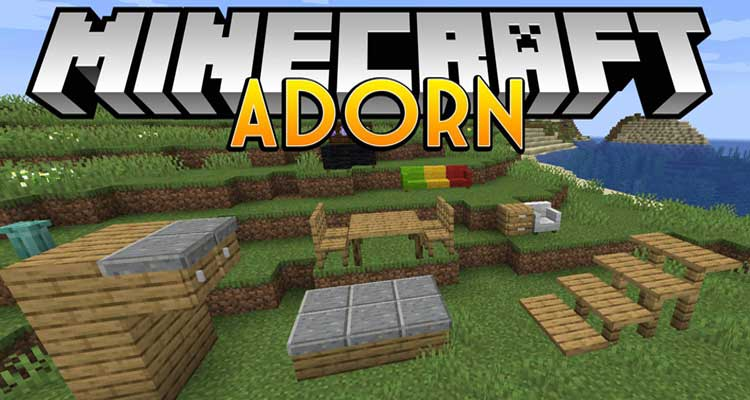 Adorn Mod 1.14.4