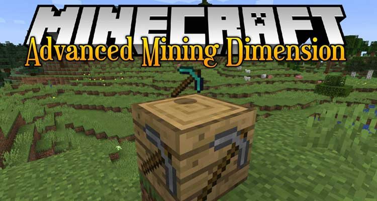 Advanced Mining Dimension Mod 1.14.4