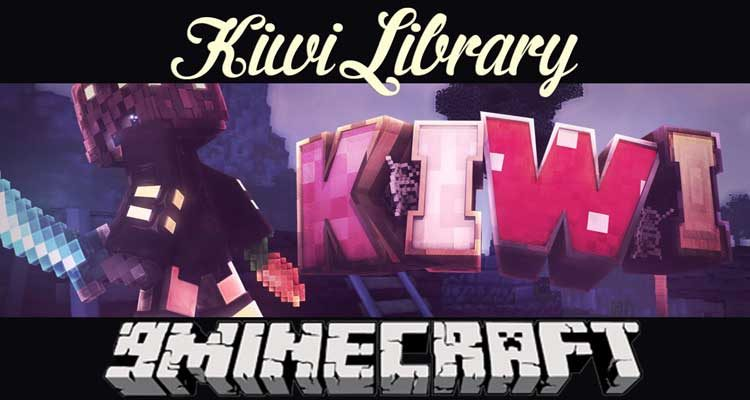 Kiwi Library 1.14.4/1.12.2 ( Item by using the module system )