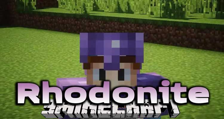 Rhodonite Mod 1.14.4/1.12.2 (Draconic Armour) For Minecraft