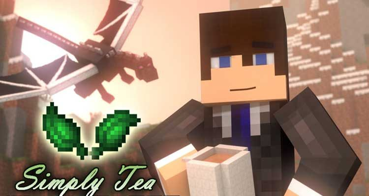 Simply Tea Mod 1.14.4/1.12.2 (Tea Trees, Teapots)