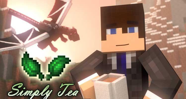 Simply Tea Mod 1.14.4/1.12.2 (Tea Trees, Teapots)
