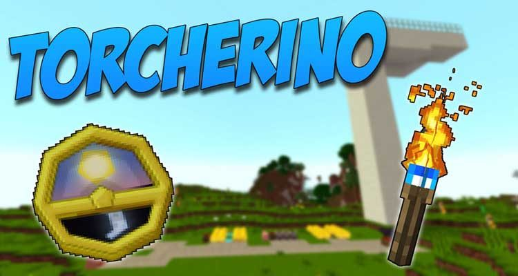 Torcherino Mod 1.14.4/1.12.2 (Fastest Farm Ever) For Minecraft