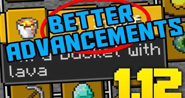 Better Advancements Mod 1.15.2/1.14.4/1.12.2