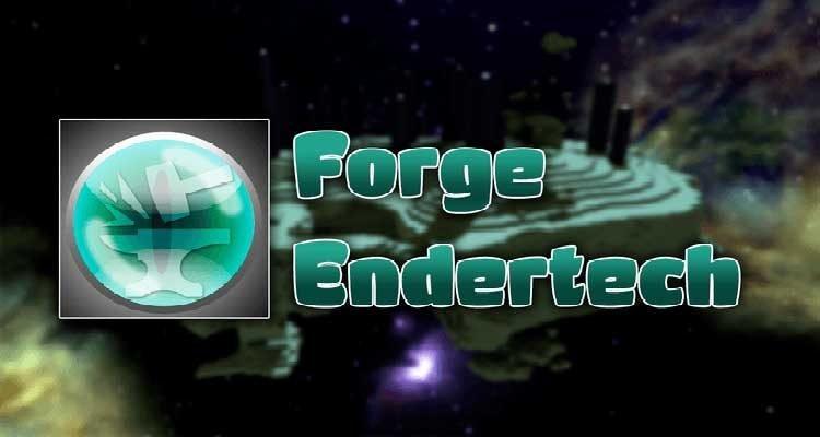 ForgeEndertech Mod 1.15.2/1.14.4/1.12.2