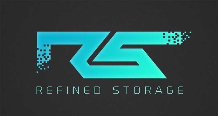 Refined Storage Mod 1.15.2/1.14.4/1.12.2