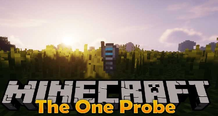 The One Probe Mod 1.16.4/1.15.2/1.14.4/1.12.2