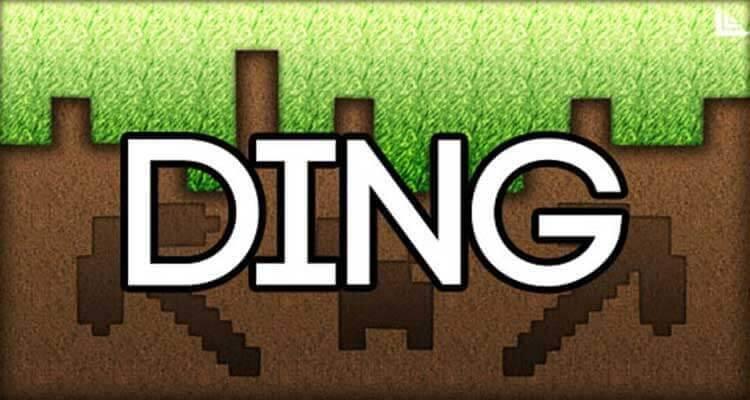 Ding Mod 1.15.2/1.14.4/1.12.2