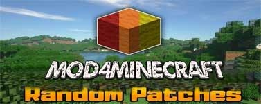 RandomPatches Mod 1.15.2/1.14.4/1.12.2