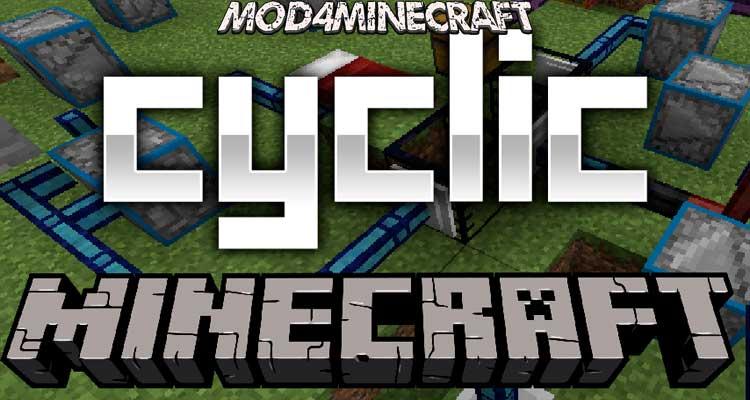 Cyclic Mod 1.14.4/1.12.2