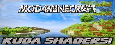 KUDA Shaders Mod 1.14.4/1.12.2