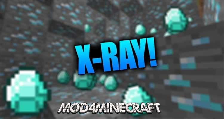 Rift Xray Mod 1.13.2