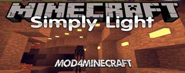 Simply Light Mod 1.14.4/1.12.2