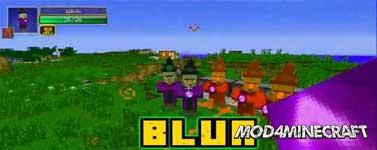 Blur Mod 1.15.2/1.14.4/1.12.2