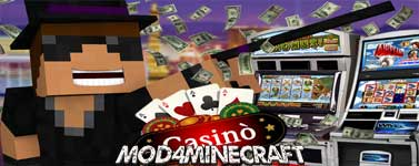 CasinoCraft Mod 1.13.2/1.12.2