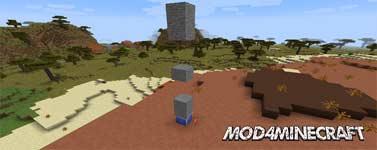 Draw Bridge Mod 1.15.2/1.14.4/1.12.2