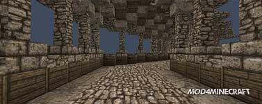 Filmjolk's medieval, Werian [32x] Resource Pack 1.8.9/1.7.10