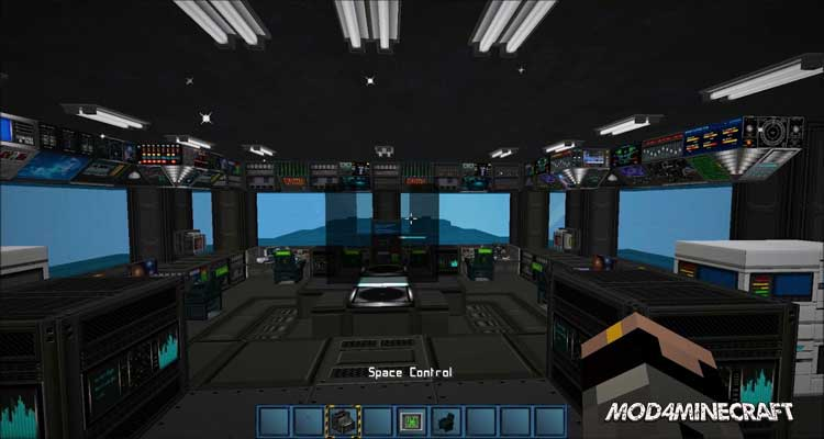 FutureSpace Resource Pack 1.15.2/1.14.4/1.13.2