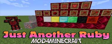 Just Another Ruby Mod 1.14.4/1.12.2