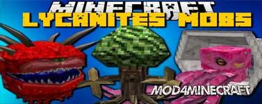 Lycanites Mobs Mod 1.15.2/1.14.4/1.12.2
