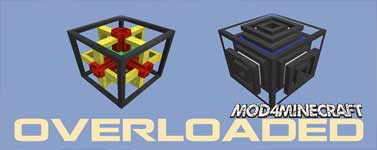 Overloaded Mod 1.15.2/1.14.4/1.12.2