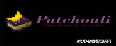 Patchouli Mod 1.16.2/1.15.2/1.14.4