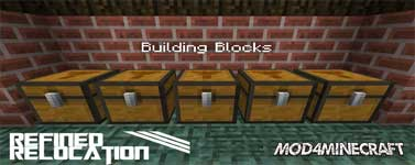 Refined Relocation 2 Mod 1.15.2/1.14.4/1.12.2