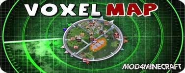 VoxelMap Mod 1.16.2/1.15.2/1.14.4