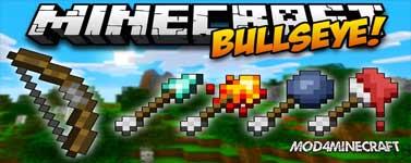 Bullseye Mod 1.12.2/1.11.2/1.10.2