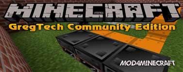 GregTech Community Edition Mod 1.12.2