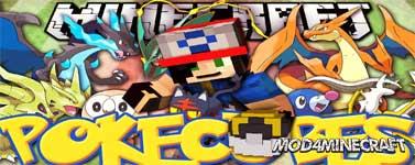 Pokécube – Revival Mod 1.12.2/1.11.2/1.10.2