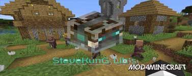 SteveKunG's Lib Mod 1.15.2/1.14.4/1.12.2