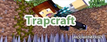 Trapcraft Mod 1.16.1/1.15.2/1.14.4