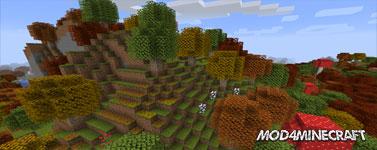 Autumnity Mod 1.16.1/1.15.2/1.14.4