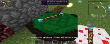 Forbidden Magic Mod 1.7.10