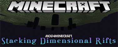 Stacking Dimensional Rifts Mod 1.12.2