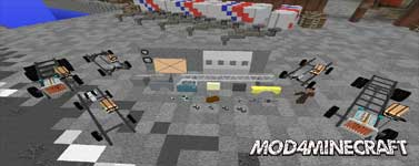 UNU Parts Pack [MTS] Mod 1.12.2/1.11.2/1.10.2