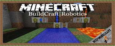 BuildCraft Robotics Mod 1.12.2/1.11/2/1.7.10