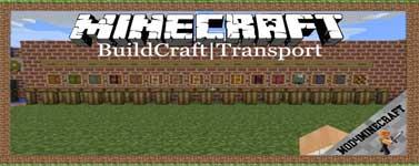 BuildCraft|Transport Mod 1.12.2/1.11.2/1.7.10
