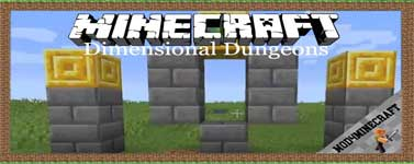 Dimensional Dungeons Mod 1.15.2/1.14.4