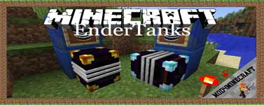 EnderTanks Mod 1.16.4/1.12.2/1.7.10