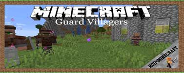Guard Villagers Mod 1.16.4/1.15.2/1.14.4