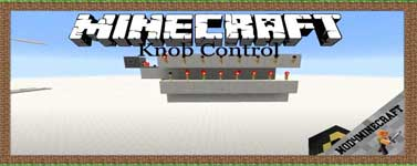 Knob Control Mod 1.12.2/1.11.2/1.10.2