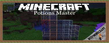 Potions Master Mod 1.16.3/1.15.2/1.14.4